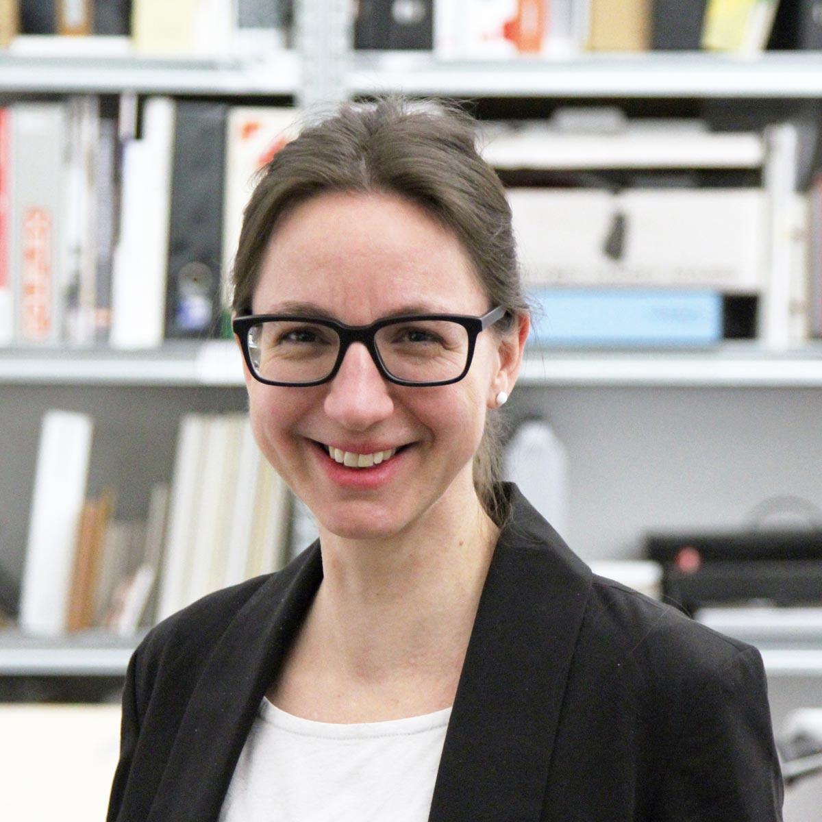 Architektin Caren Ohrhallinger von Nonconform