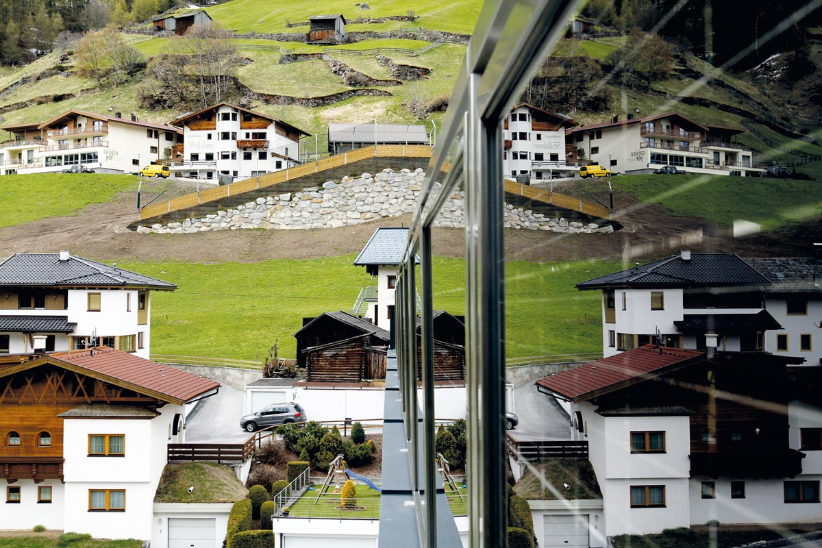 Alpengasthof Grüner in Sölden in Tirol