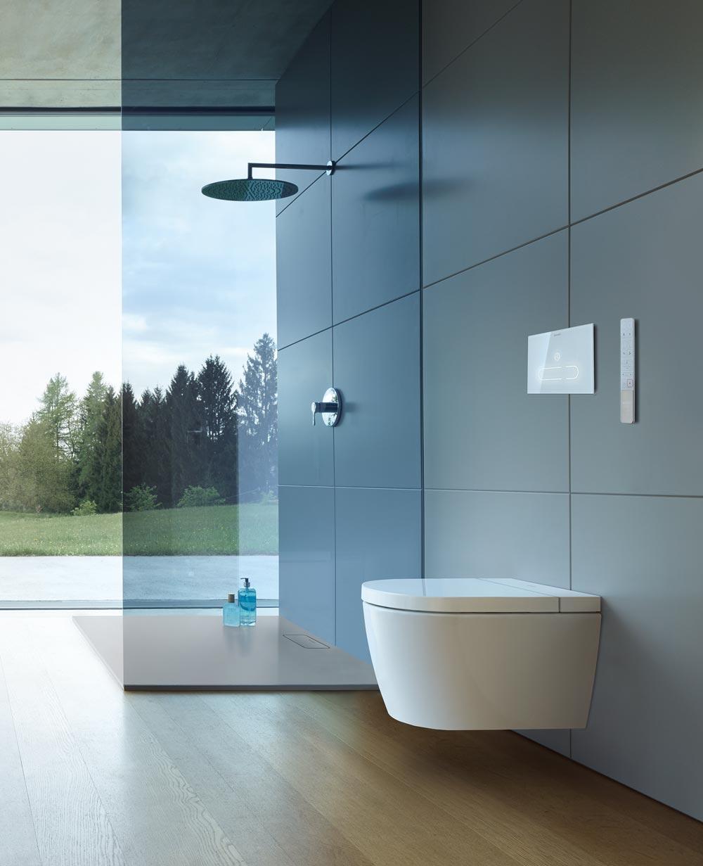 Die neue Dusch-WC-Generation von Duravit und Philippe Starck