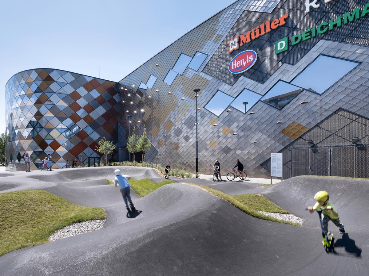 ALEJA das modernste Shoppingcenter Sloweniens