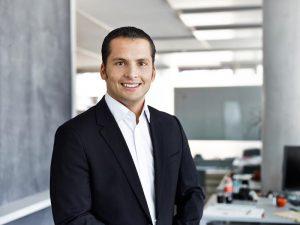 Philipp Pfister, Head Architect und Gesamtprojektleiter von ATP