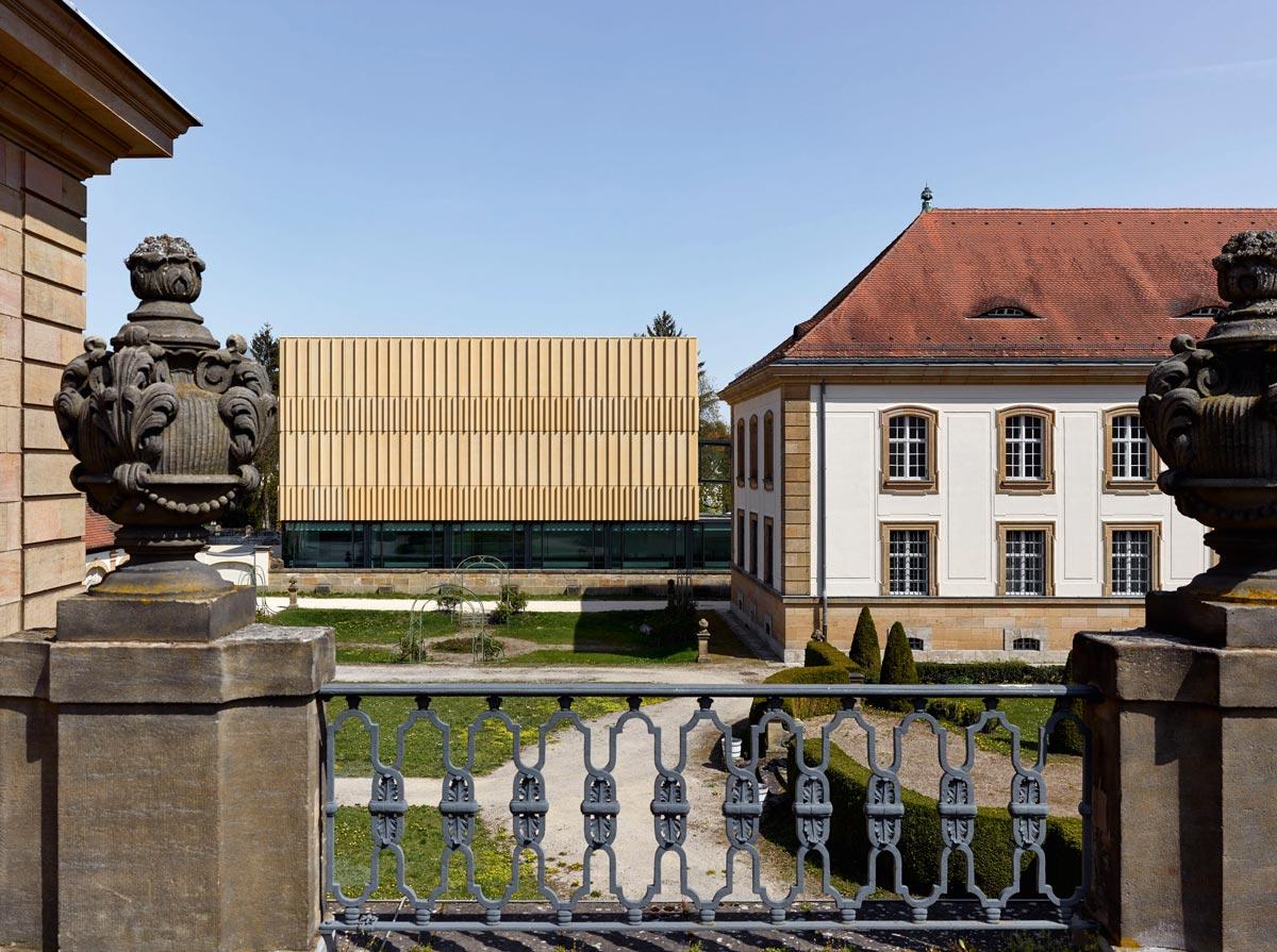 Staatsarchiv in Bamberg