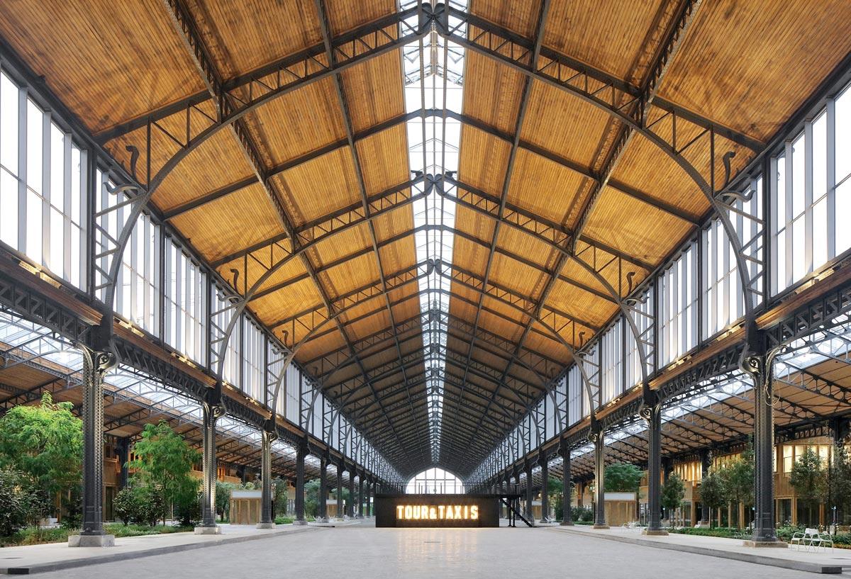 Gare Maritime in Brüssel