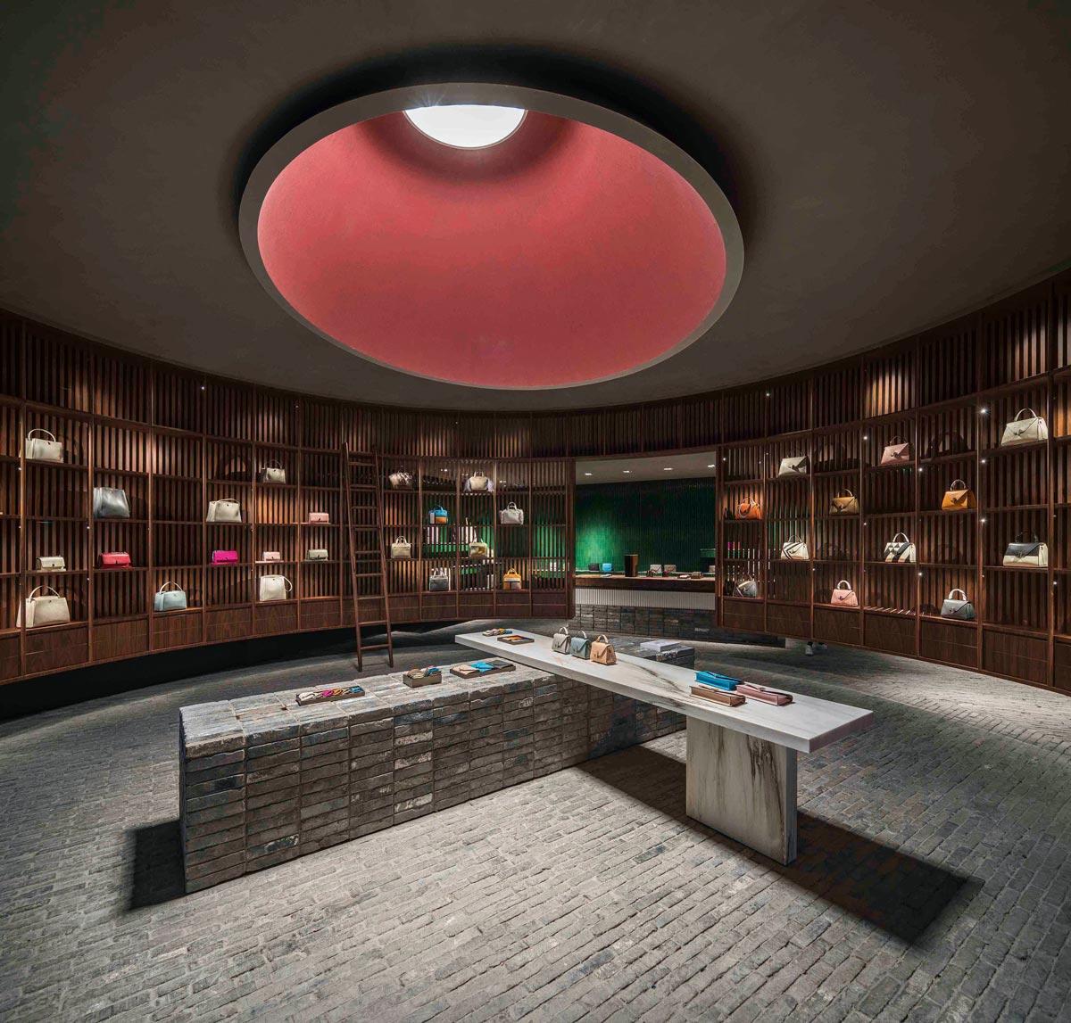 Valextra Flagship Store Chengdu