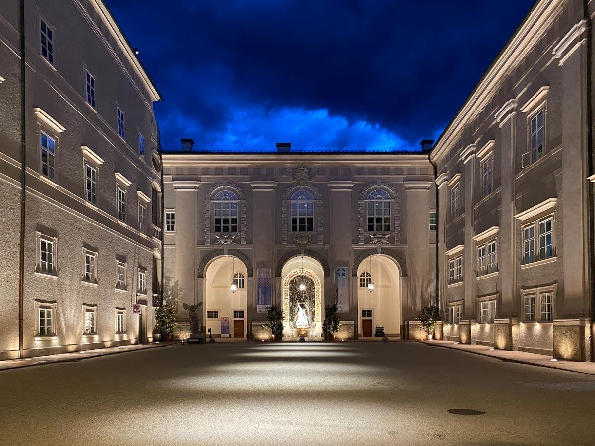 Alte Residenz in Salzburg