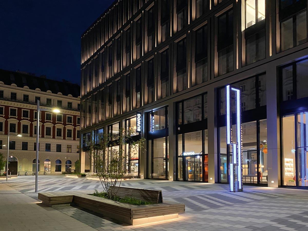 podpod design - BUWOG-Zentrale in der Rathausstraße, Wien