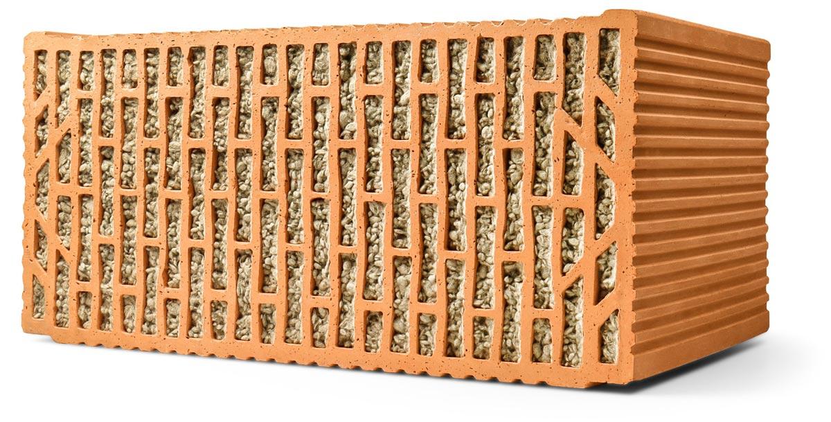 EDER Vollwertziegel – eine Klasse für sich in der Wandstärke 42,5 cm