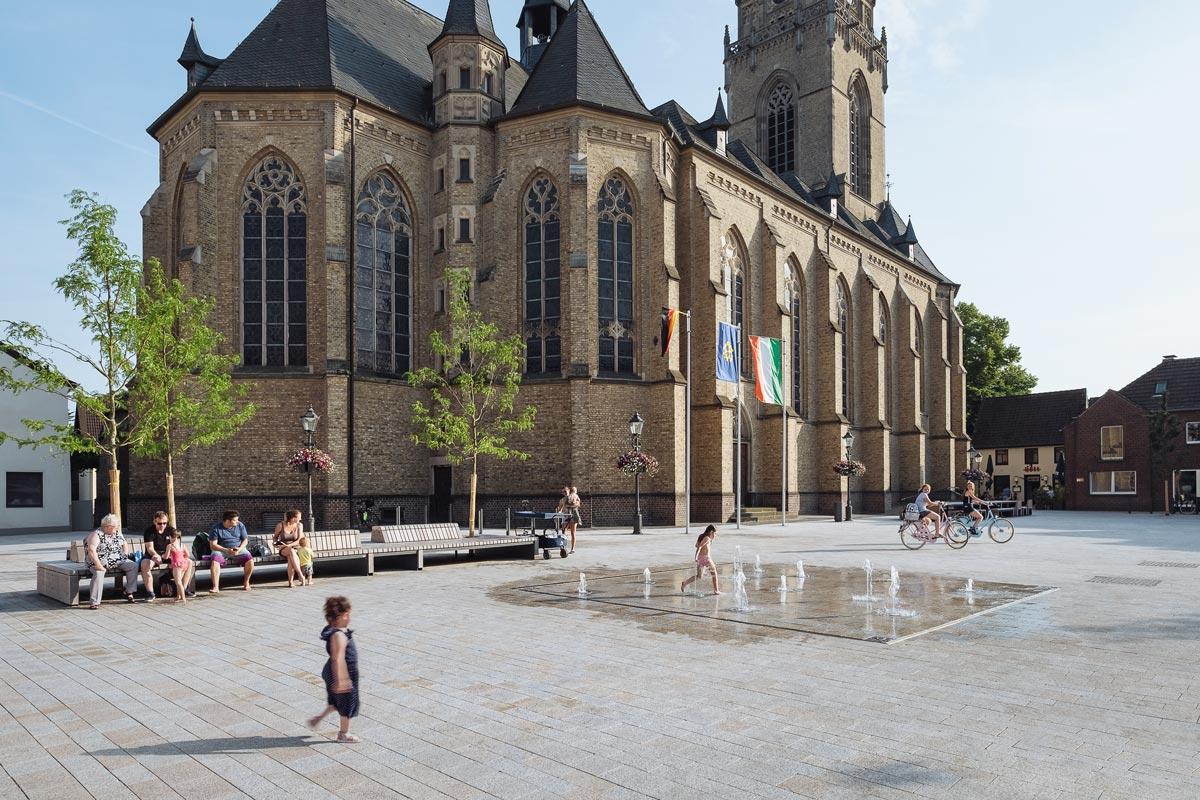 Marktplatz Willich