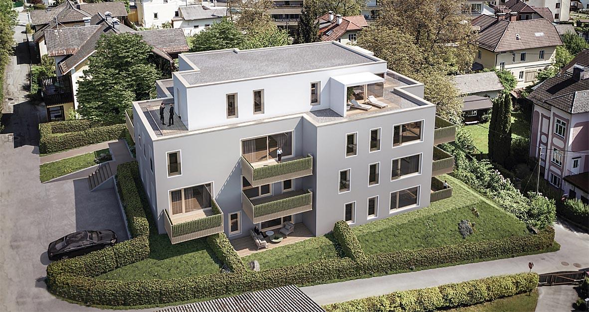 EDER Vollwertziegel optimieren Wohnprojekte hinsichtlich Wirtschaftlichkeit und Wohnqualität.