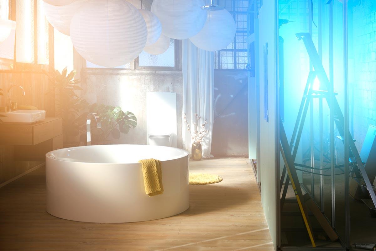 ISH digital - Pop up my Bathroom