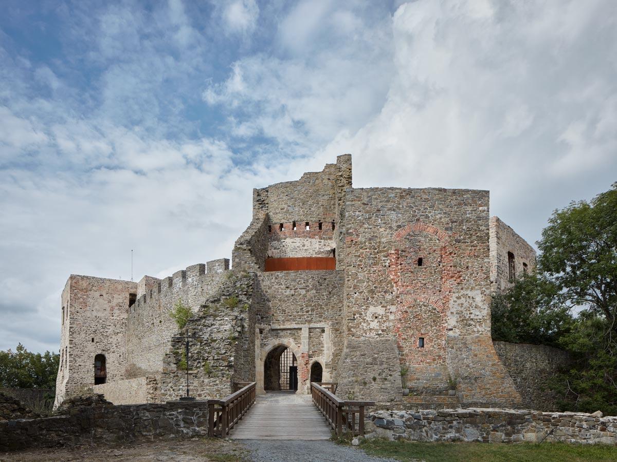 atelier-r - Burg Helfštýn