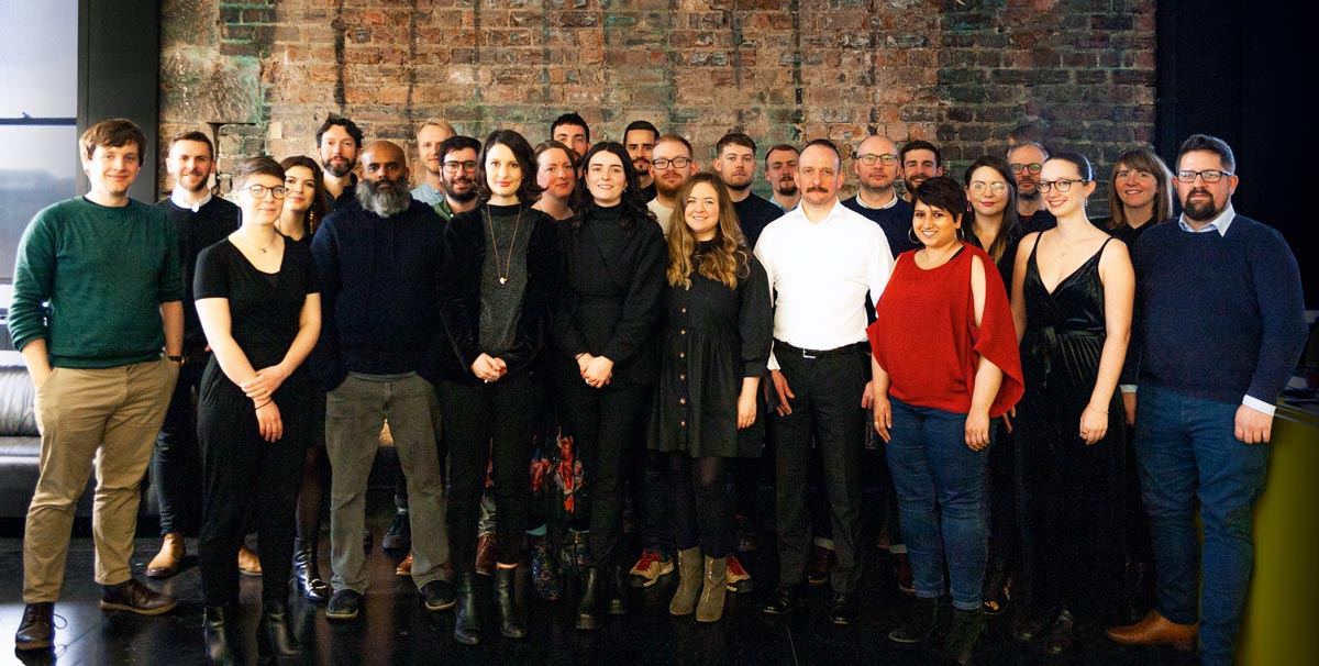 Hoskins Architects, Team in Glasgow