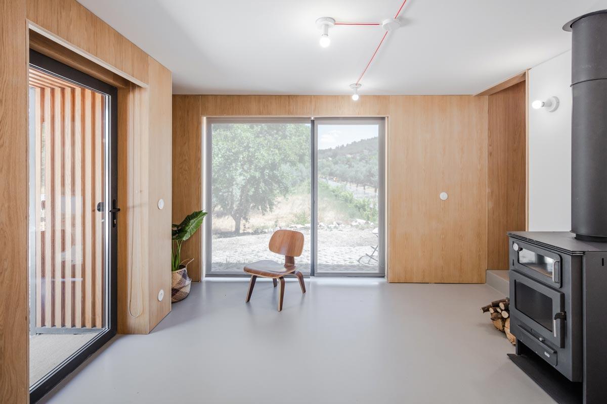 fp-a - Filipe Pina Arquitectura - MCR2 Belmonte, Portugal