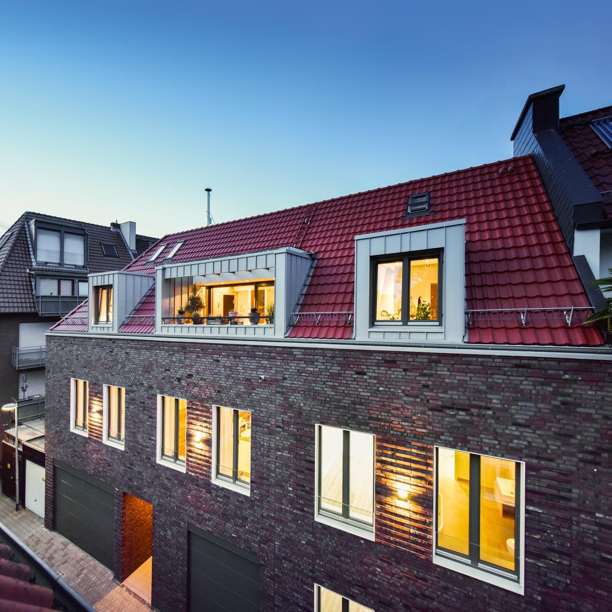 Haus S Münster - Architekten Spiekermann (Oliver Spiekermann)