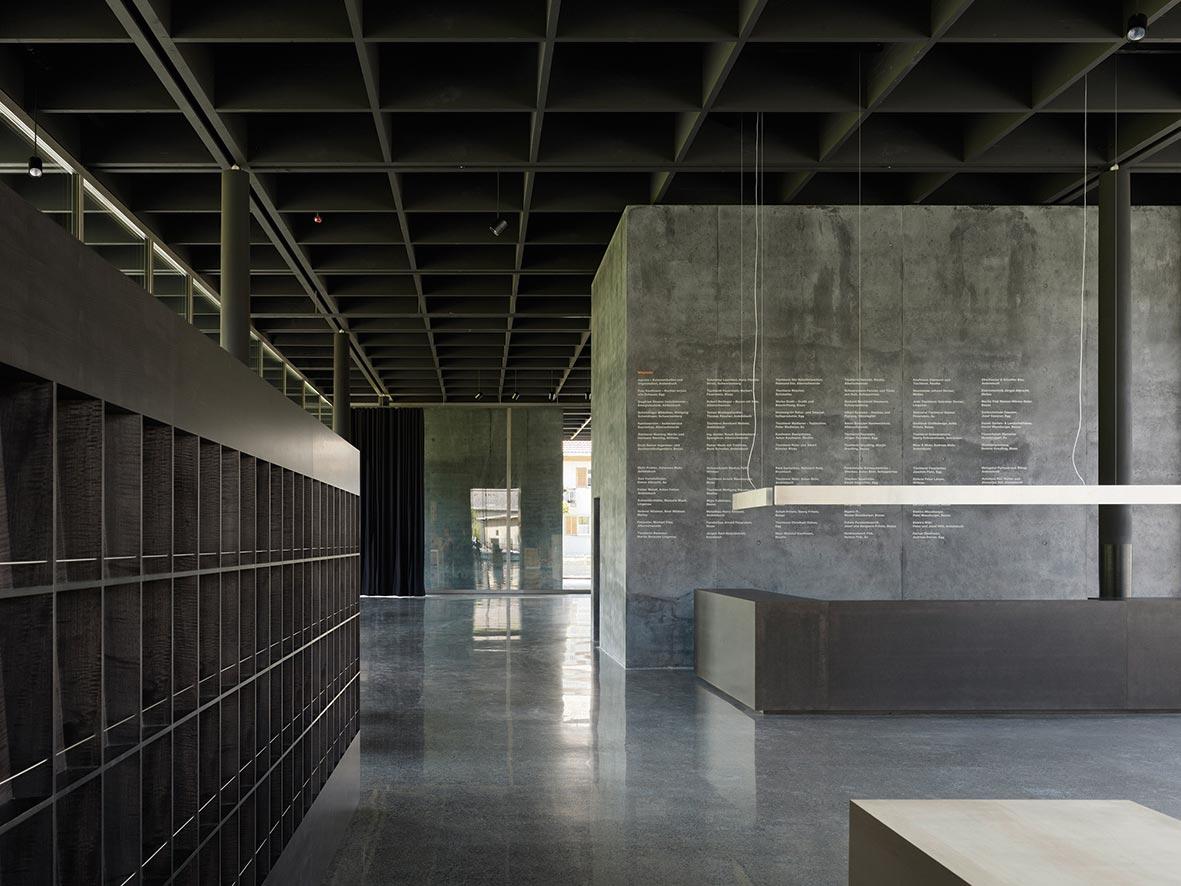 Architektur im Bregenzerwald, Werkraumhaus von Peter Zumthor