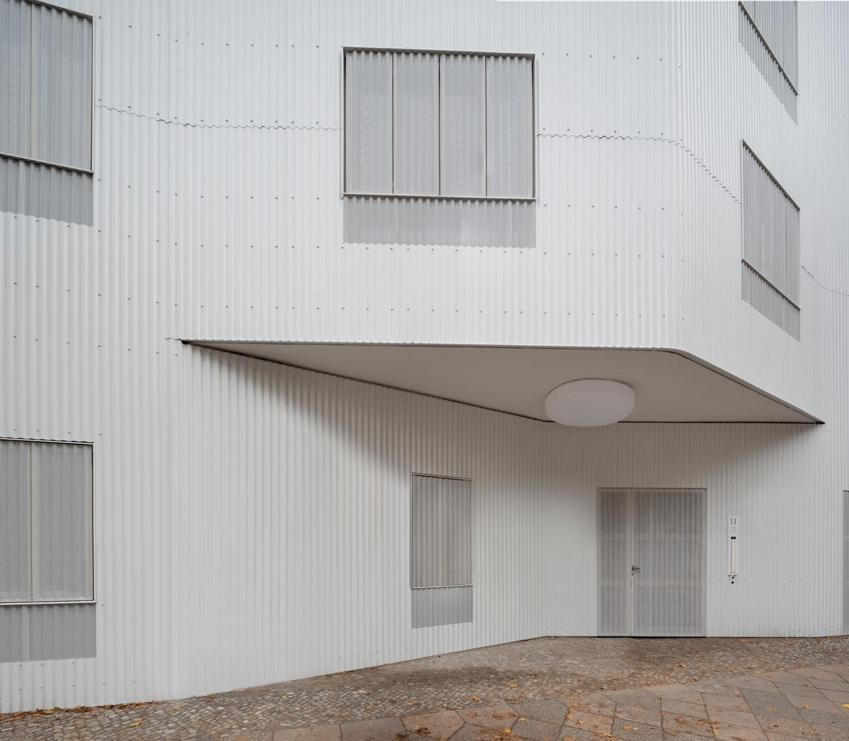 Der Eisberg Berlin - rundzwei Architekten