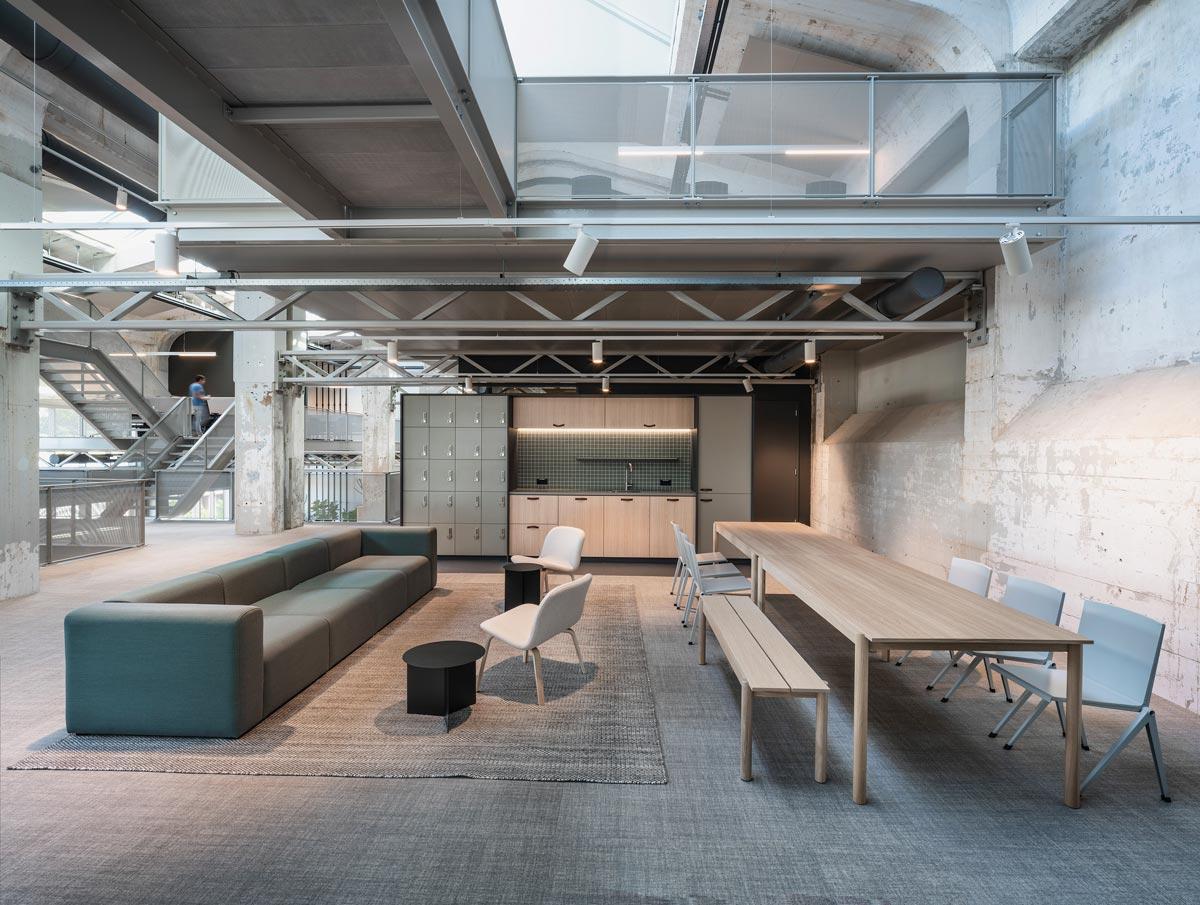 HofmanDujardin in Zusammenarbeit mit Schipper Bosch - Gebouw KB – KB Gebäude Industriepark Kleefse Waard, Arnhem