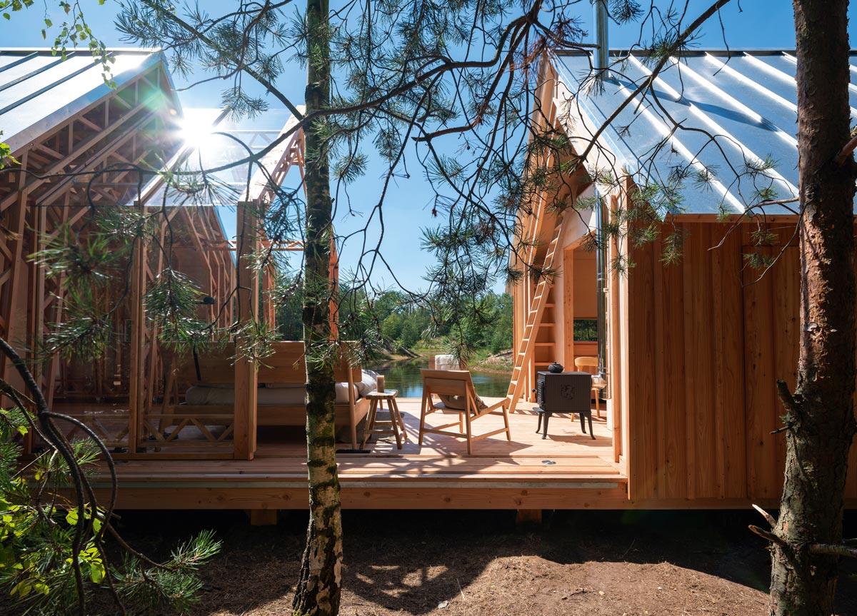 Cabin ANNA von Caspar Schols