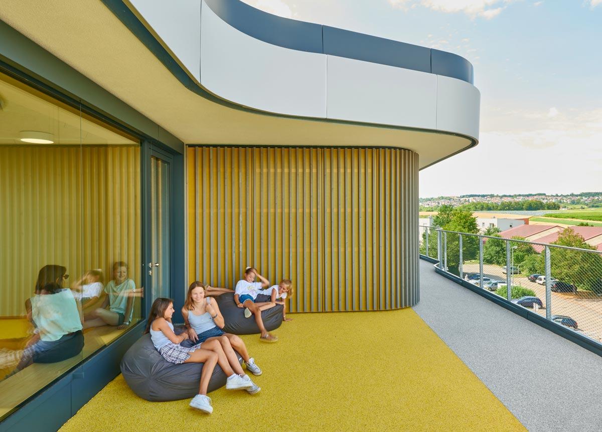 Die neue Gotthard-Müller-Schule von Behnisch Architekten