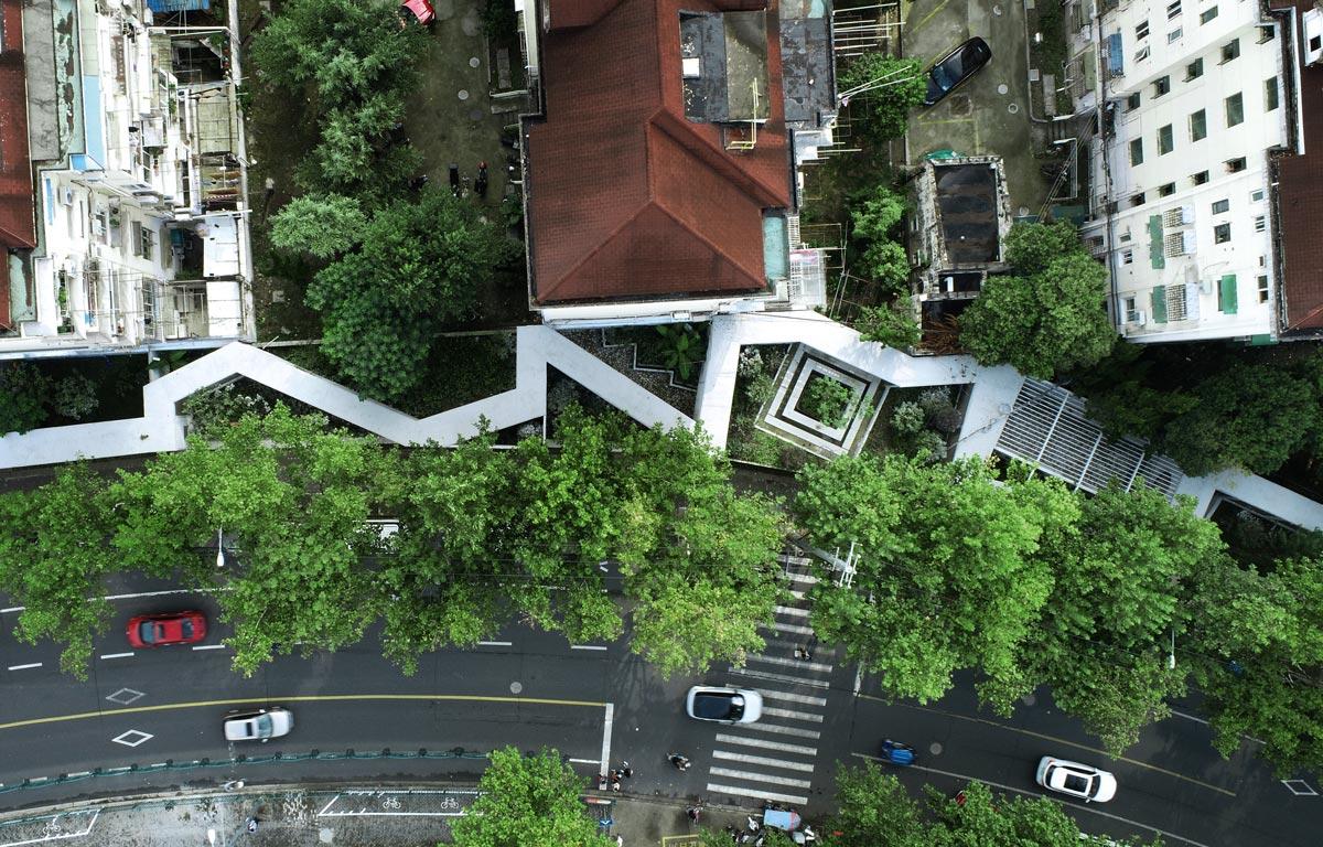 Changli Garden in Shanghai von TM Studio