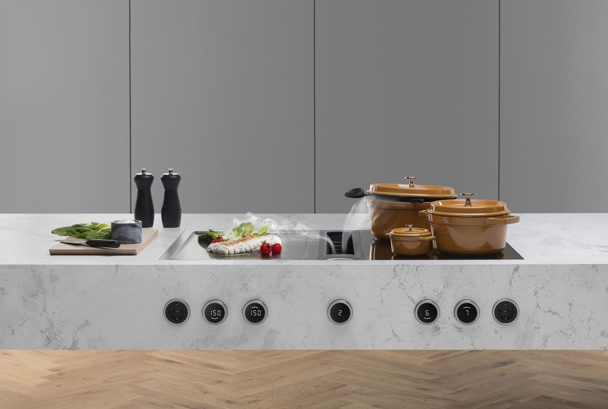 """iF DESIGN AWARD 2021: Bora Professional Abzugsystem, Preisträger in der Kategorie """"Product Design"""" aus Niederndorf, Österreich"""