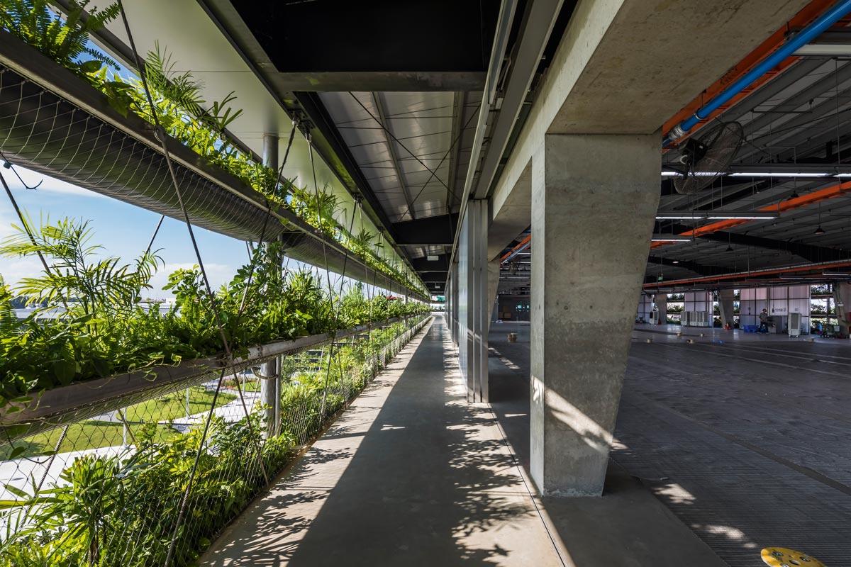G8A Architecture & Urban Planning, rollimarchini architekten - Jakob Factory Saigon