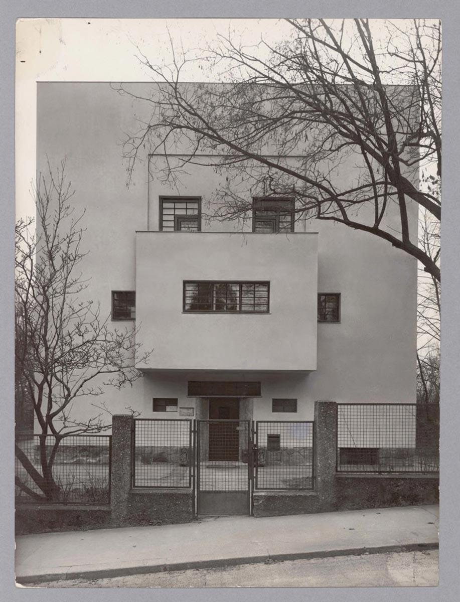 Adolf Loos - Haus Moller
