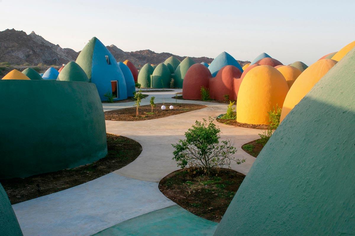 Majara Residenz von ZAV Architects - Hormus, Iran