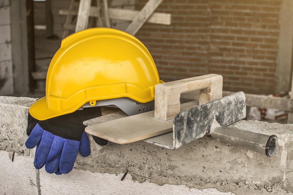 Baustop durch Bauverbotsklage